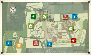 Village Icon Map